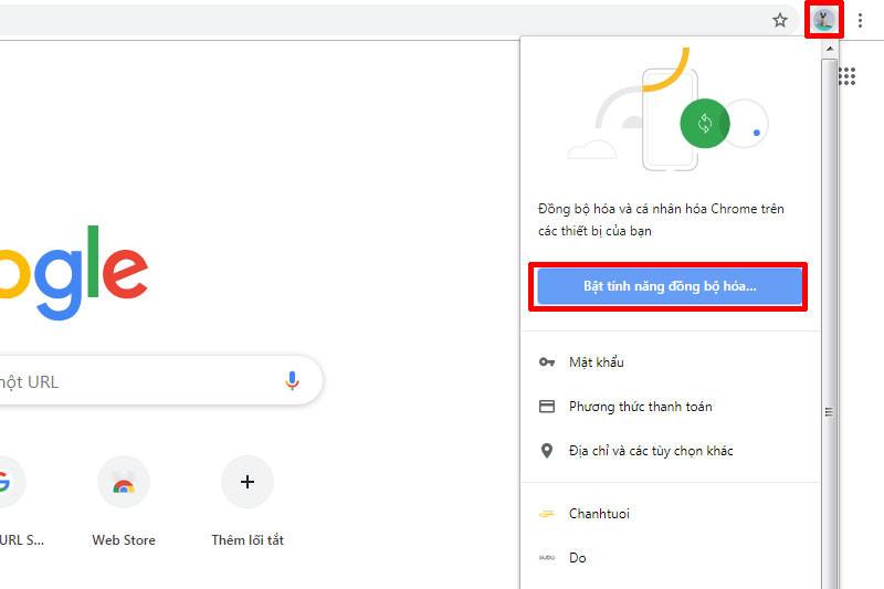 Đăng ký gmail không cần số điện thoại bằng cách dùng user mới