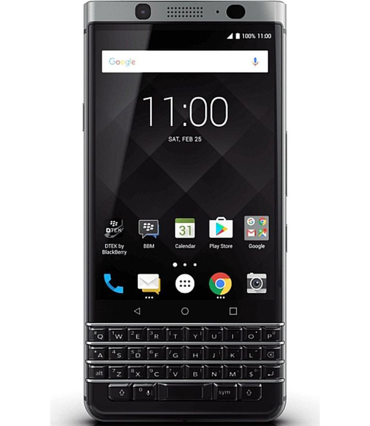 Blackberry Keyone Silver ( New fullbox )
