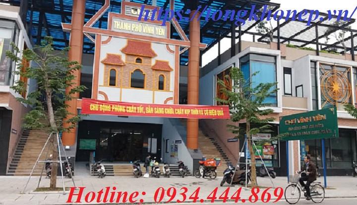 Cung cấp nẹp chống trơn cầu thang tại Vĩnh Yên