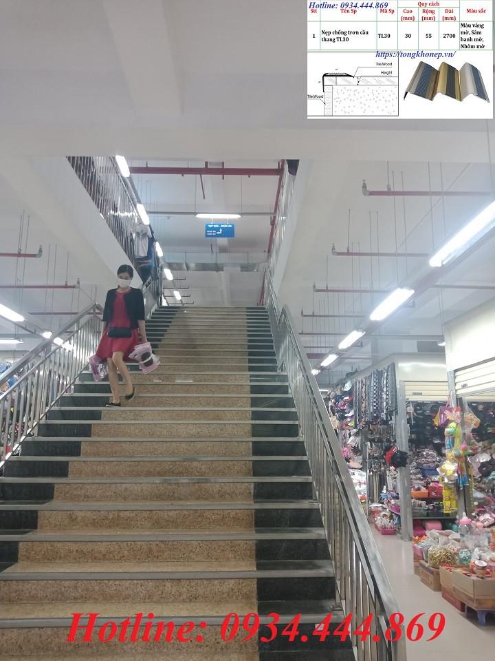 Phân phối nẹp chống trơn tại Vĩnh Phúc