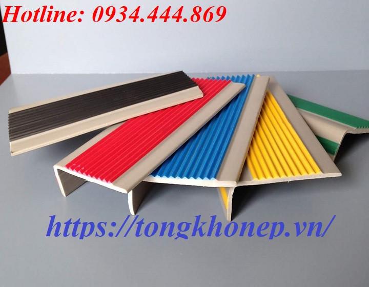 Phân phối nẹp nhựa chống trượt cầu thang tại Bắc Ninh-Bắc Giang