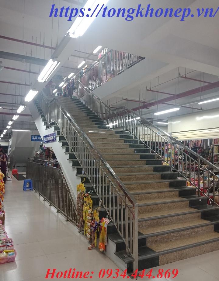Cung cấp và lắp đặt nẹp chống trơn cầu thang tại Vĩnh Phúc