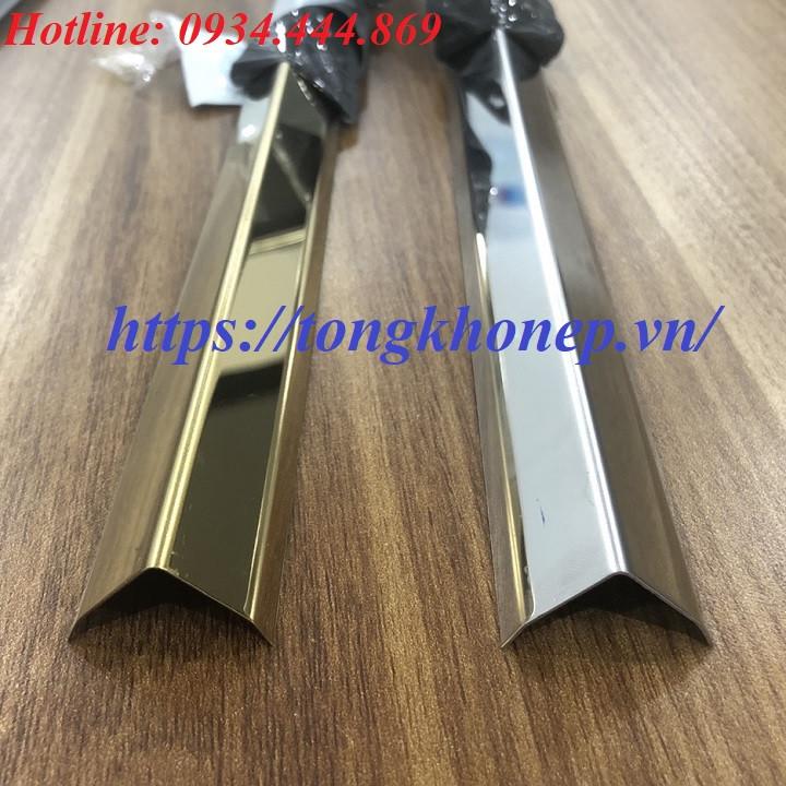 Nẹp V inox rộng 15mm