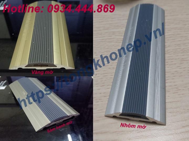 Nẹp nối sàn gỗ hợp kim nhôm cao cấp giá rẻ nhất Hà Nội
