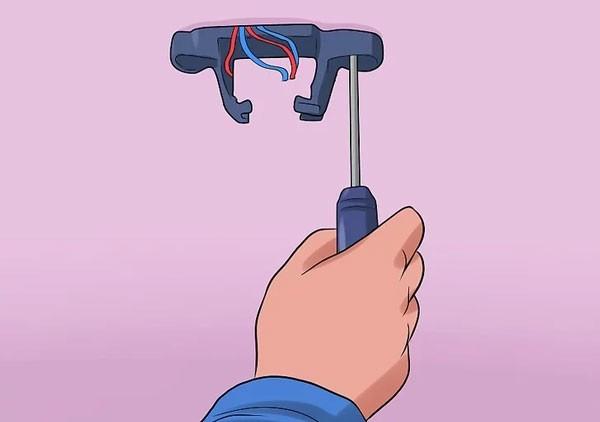 cách tháo quạt trần