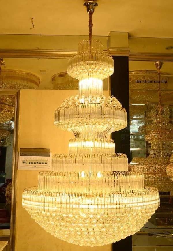 đèn chùm giá 1 triệu ht48