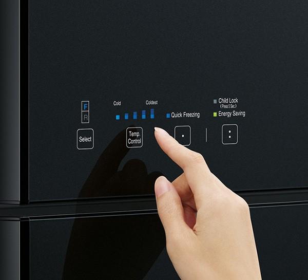 Cách điều chỉnh nhiệt độ tủ lạnh Hitachi
