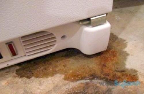 Nguyên nhântủ lạnh hitachi bị đọng nước