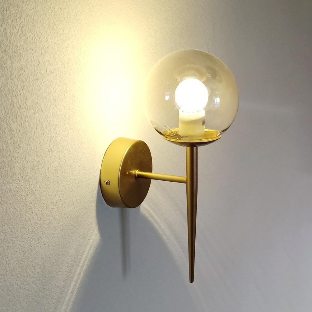 Đèn thủy tinh treo tường