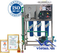 Dây chuyền lọc nước VACC150