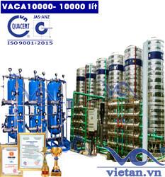 Dây chuyền lọc nước tinh khiết 10000 lít