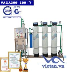 Dây chuyền lọc nước tinh khiết 300l/h