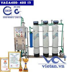Dây chuyền lọc nước tinh khiết 400l/h autoval