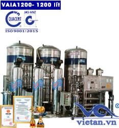 Hệ thống lọc nước 1200 lít autovan