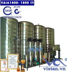 Hệ thống lọc nước 1500 lít autovan