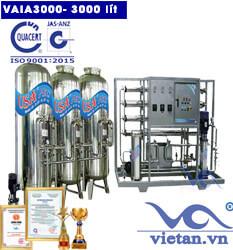 Hệ thống lọc nước 3000 lít autovan