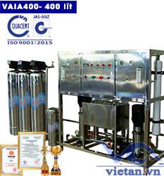 Hệ thống lọc nước 400 lít