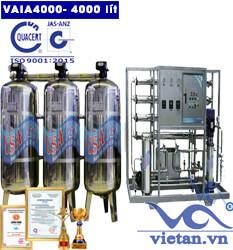 Hệ thống lọc nước 4000 lít autovan
