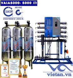 Hệ thống lọc nước 5000 lít autovan