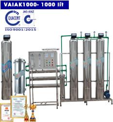 Hệ thống lọc nước tạo khoáng 1000 lít