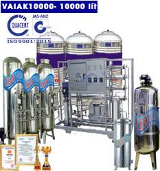 Hệ thống lọc nước tạo khoáng 10000 lít