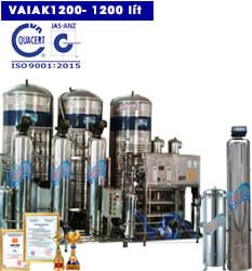 Hệ thống lọc nước tạo khoáng 1200 lít
