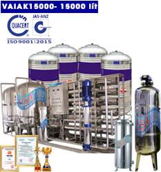 Hệ thống lọc nước tạo khoáng 15000 lít