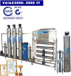 Hệ thống lọc nước tạo khoáng 2000 lít