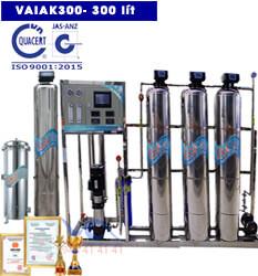 Hệ thống lọc nước tạo khoáng 300 lít