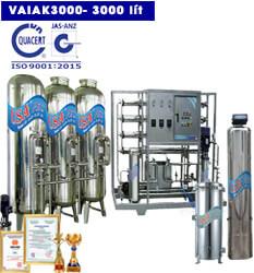 Hệ thống lọc nước tạo khoáng 3000 lít