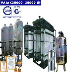 Hệ thống lọc nước tạo khoáng 35000 lít
