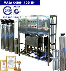 Hệ thống lọc nước tạo khoáng 400 lít
