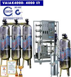 Hệ thống lọc nước tạo khoáng 4000 lít