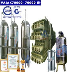 Hệ thống lọc nước tạo khoáng 70000 lít