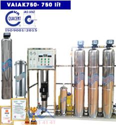 Hệ thống lọc nước tạo khoáng 750 lít