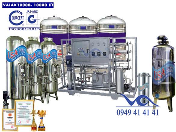 Hệ thống lọc nước tạo khoáng 10000 lít/h VAIAK10000