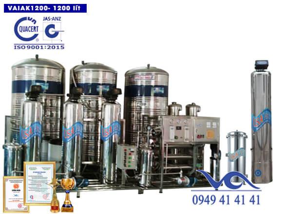 Hệ thống lọc nước tạo khoáng 1200 lít/h VAIAK1200