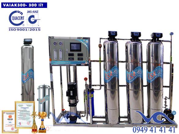Hệ thống lọc nước tạo khoáng 300 lít VAIAK300