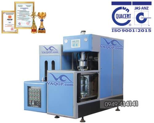 Máy thổi bình bán tự động VAMTB400