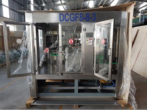 Máy chiết rót đẳng áp VADCGF 8000