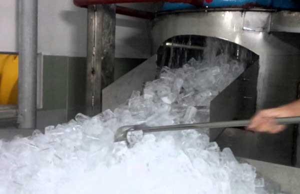quy trình mở xưởng sản xuất đá viên
