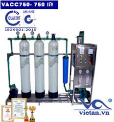 Hệ thống lọc nước 750 lít