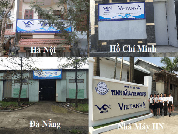 Chi nhánh lọc nước Việt An