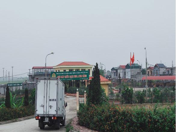 Nhà máy nước Kim Bảng A
