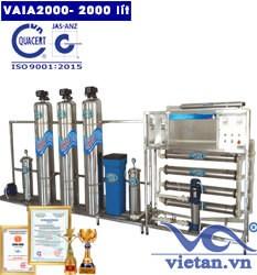 Hệ thống lọc nước 2000 lít autovan