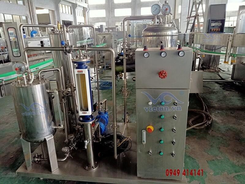 Máy châm CO2- VAHS6000