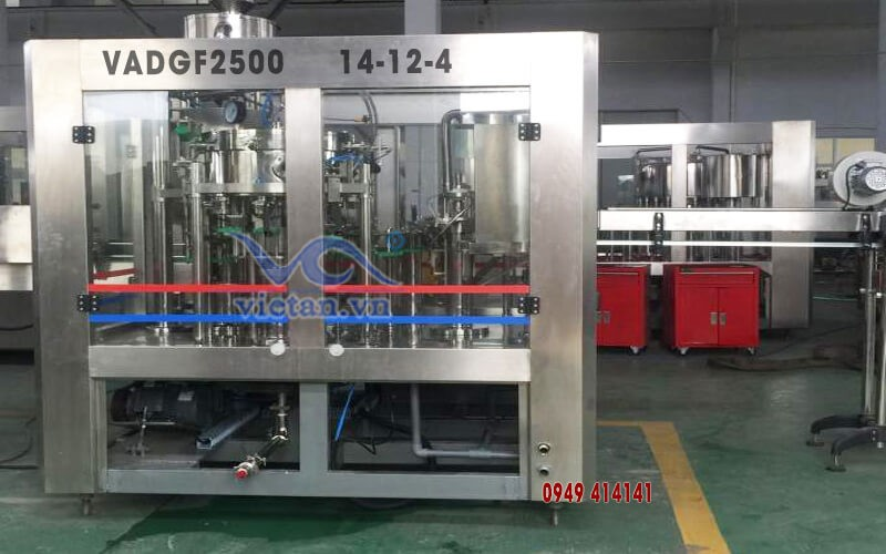 Máy chiết đẳng áp VADGF2500-3 in 1