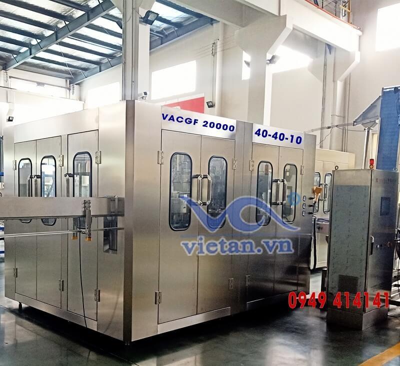 Máy chiết VACGF20000 3 trong 1