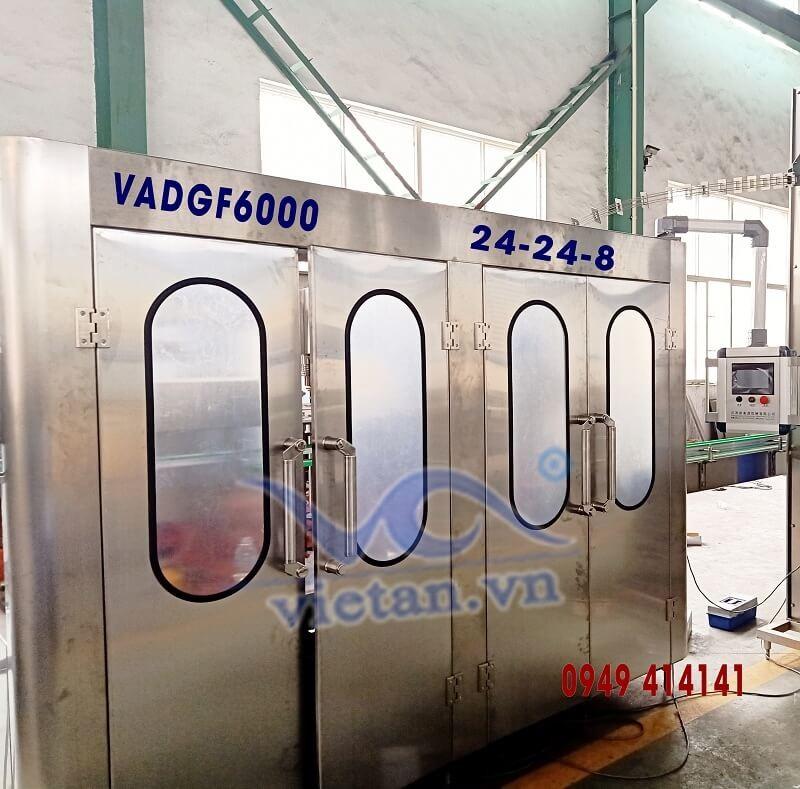 Máy chiết VADGF6000- 3 in 1