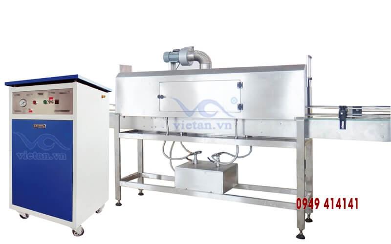 Máy co màng chai bằng hơi nước VAS15000